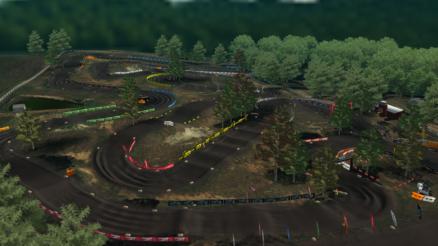 Volta virtual Campeonato Australiano de Motocross 2017 – Appin