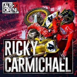 Ricky Carmichael confirmado para o AUS-X Open 2017