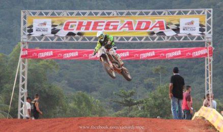 Raul Guilherme volta ao Motocross com 3 pódios