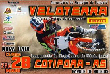 Cotiporã recebe terceira etapa do veloterra no domingo