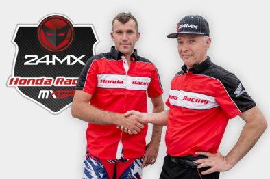 Ken De Dycker de volta a Honda