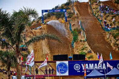Preparação para a abertura do AMA Motocross 2017