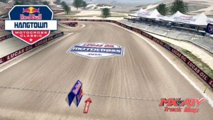 Volta virtual AMA Motocross 2017 em Hangtown