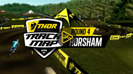 Volta virtual Campeonato Australiano de Motocross 2017 – Horsham