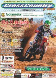 Abertura do Brasileiro de Cross Country 2017 será dias 11 e 12 de junho