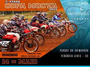 Venâncio Aires: Domingo tem a 3ª etapa do Copa MOCVA no Parque da FENACHIM