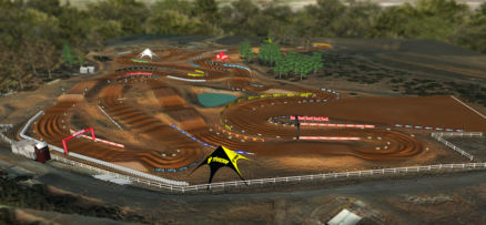 Volta virtual Campeonato Australiano de Motocross 2017 – Murray Bridge