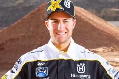 Martin Davalos muda de categoria no AMA Motocross 2017