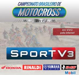 BR de MX será transmitido ao vivo pela internet e terá programa na SporTV