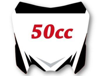 Mudança no regulamento dos Number Plates para o Campeonato Brasileiro de Motocross