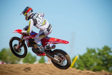 Sessão estaleiro AMA Motocross 2017 – Thunder Valley
