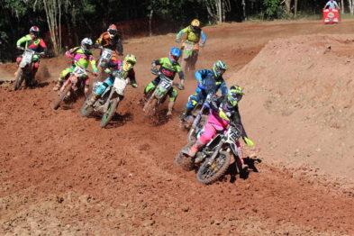 Pista de São Marcos recebeu o Serrano Amador de Motocross