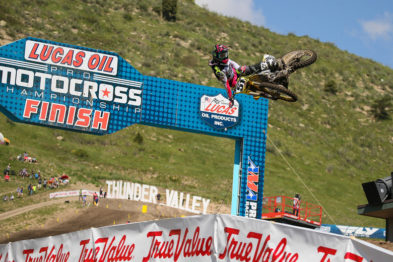 Highlights AMA Motocross 2017 – Thunder Valley