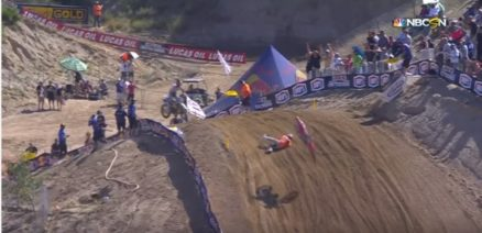 Vídeo Cassetada AMA Motocross 2017 em Glen Helen e Thunder Valley