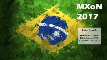 Team do Brasil para o MXoN 2017 é revelado