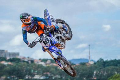 Yamaha Geração Monster Energy começa batalha pelo Brasileiro de Motocross 2017