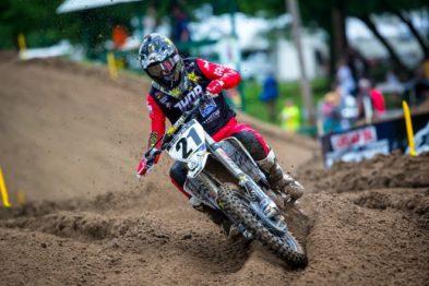 Sessão estaleiro AMA Motocross 2017 – Washougal