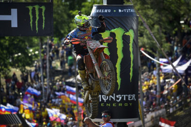 Mundial de Motocross 2017 – 13a etapa – República Tcheca (Loket)