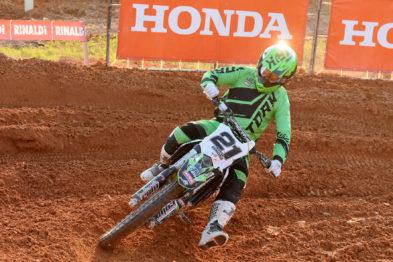 William Guimarães repete título na MX3 na 2ª etapa do BR de Motocross