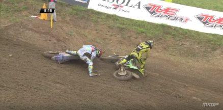 Vídeo Cassetada Mundial de Motocross 2017 #4