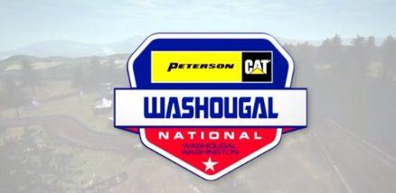 Volta virtual AMA Motocross 2017 em Washougal