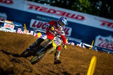Broc Tickle fora do restante da temporada 2017 do AMA Motocross