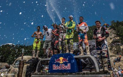 Brasileiro conquista título inédito no Red Bull Romaniacs