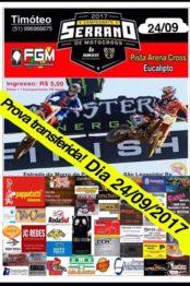 Etapa do Campeonato Serrano de Motocross 2017 em São Leopoldo é transferida