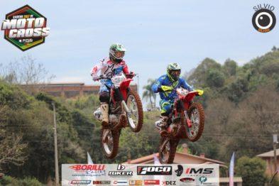 Serafina Corrêa recebeu a 4a etapa do Gaúcho de Motocross com grande estilo