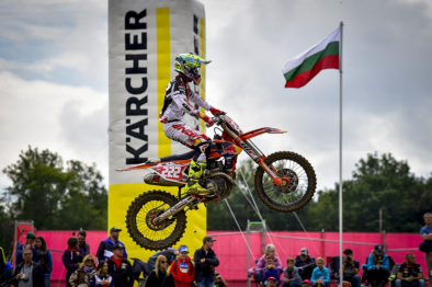 Highlights Classificatórias do Mundial de Motocross 2017 – Frauenfeld-Gachnang