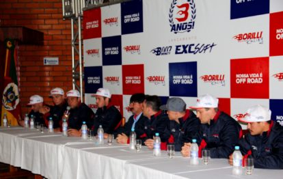 Borilli Racing lança novos produtos na serra gaúcha