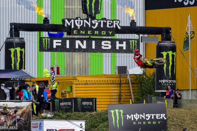 Resultados das classificatórias da 15a etapa do Mundial de Motocross 2017
