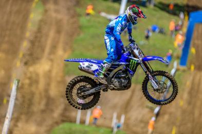 Cooper Webb renova com a Yamaha para 2018 e vai disputar o MXGP das Américas