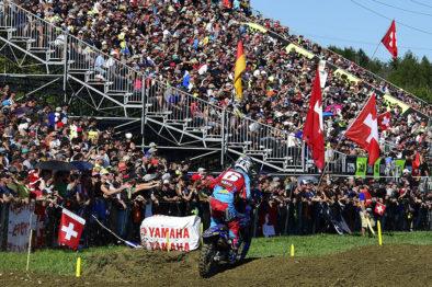 Mundial de Motocross 2017 – 15a etapa – Suíça (Frauenfeld-Gachnang)