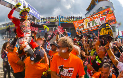 Highlights Mundial de Motocross 2017 – 18a etapa – Holanda (Assen)
