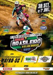 Mafra (SC) recebe 1ª Etapa do Sul Brasileiro de Velocross