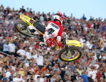 Ricky Carmichael vai levar moto de 2005 para o AUS-X Open 2017