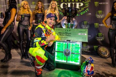 Resultados do Monster Energy Cup 2017