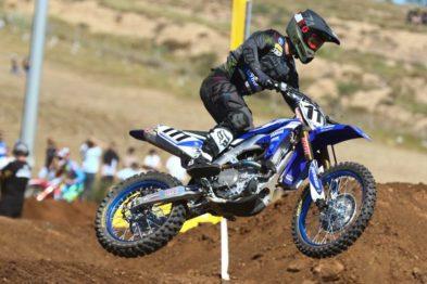 Dean Ferris renova com  a Yamaha para 2018 na Austrália