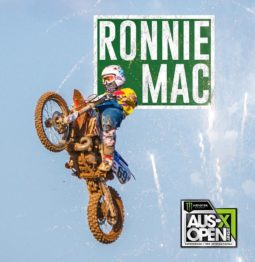 Ronnie Mac no AUS-X Open 2017