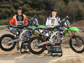 Villopoto contra Reed no Red Bull Straight Rhythm com 2T