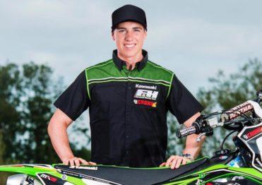 Jed Beaton no Mundial de Motocross 2018
