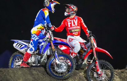 Highlights Australiano de Supercross 2017 – 1a e 2a etapas