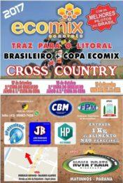 3ª etapa do Brasileiro de Cross Country será dia 15 de outubro