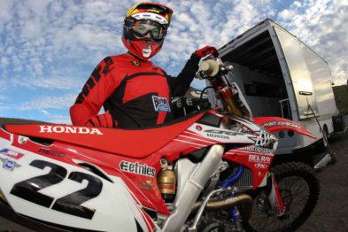 Chad Reed com a Honda em 2018?