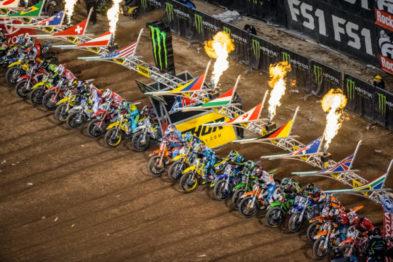 Mudanças no AMA Supercross em 2018