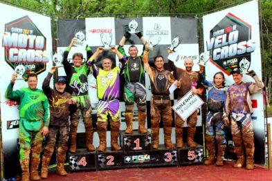 Já tem campeões no gaúcho de motocross