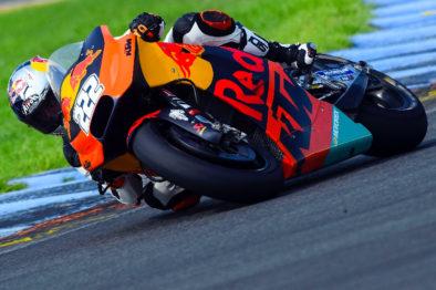 Antonio Cairoli no MotoGP