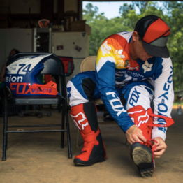 Ricky Carmichael no Geneve Supercross 2017
