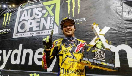 Resultados do AUS-X Open 2017